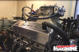 All-motor 440 cube Ford Windsor small block makes 856hp