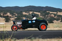 We check out the FAST Trials four-cylinder Ford hot rod show