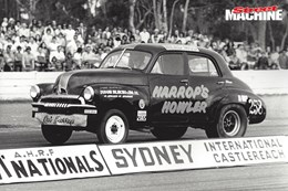 Harrop's Howler: the FJ Holden that kicked off Ron Harrop's career