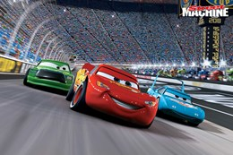 Ripper car movies: Cars 2006