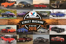 Street Machine of the Year 2015