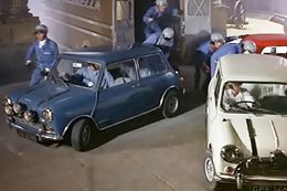 Italian Job (1969) movie review