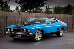 Ford XB Falcon coupe