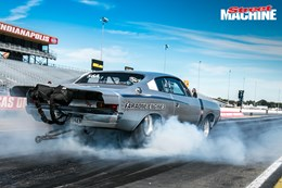 Chevrolet Charger Drag Week 2015