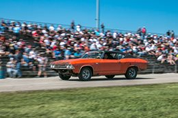 Drag Week Chevelle