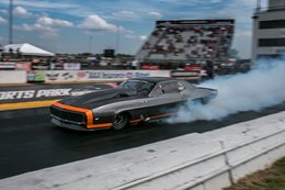 Drag Week 2015 winner