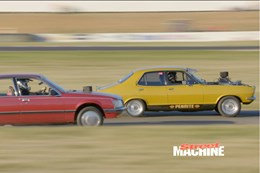 Torana vs Commodore at PCM drags