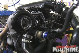 Twin-turbo LS7 1600HP