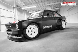Ken Block Ford Escort