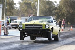 Top ten quickest cars of Drag Challenge 2015