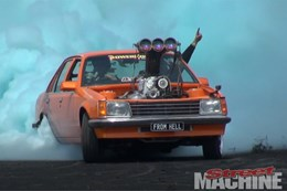FROM HELL burnout Commodore