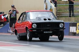 VIDEO: TOMI RAIKKO'S LJ TORANA RUNS LOW SEVENS WITH ITS WHEELS IN THE AIR