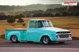 Dodge D5N pick up custom
