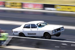 Ford XW Falcon APSA