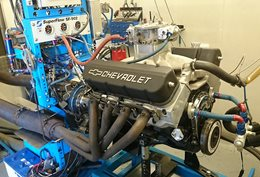 DANDY ENGINES' 800HP PUMP-FUEL BIG-BLOCK