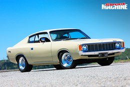 Chrysler VJ Valiant Charger