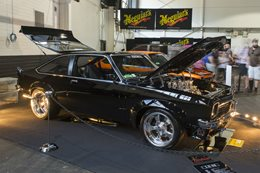 Holden LX Torana hatch Summernats