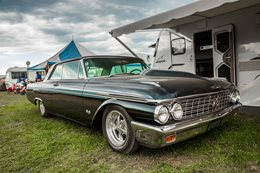 62 Ford Galaxie 500 XL custom