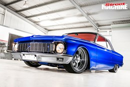 Ford Falcon XP Coupe