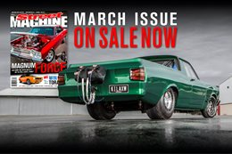 Street Machine March 2016