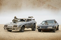 MAD MAX: FURY ROAD - THE CARS