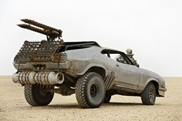 MAD MAX: FURY ROAD CARS, BEHIND THE SCENES