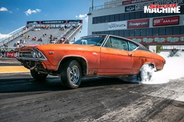 Chevelle Drag Week