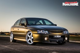 Turbo VY Commodore KINGGM