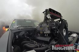 IMMORTAL HOLDEN UTE FIRES UP AT MOTORFEST