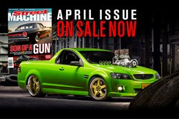 Street Machine April 2016 on sale