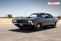 Dodge Challenger 440 RT