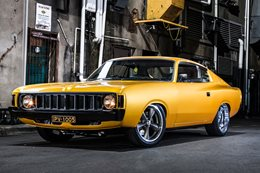 1975 Chrysler Charger
