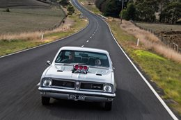 Holden HG Monaro blown chev