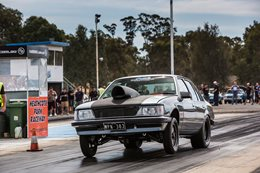 HOLDEN NATIONALS AT HEATHCOTE PARK RACEWAY