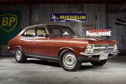 HOLDEN LC TORANA SL SLEEPER WITH A 355 STROKER