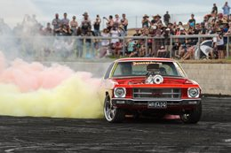 HQ Monaro burnout MRBADQ