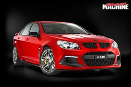 HSV Clubsport Gen-F Track Edition