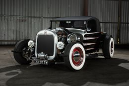 29 Roadster Pick-up hot rod turbo big block