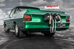 2500HP FORD FALCON XW UTE