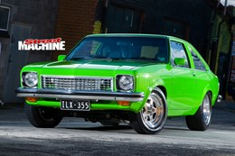 HOLDEN LX TORANA HATCH WITH A BLOWN EFI V8