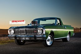 Ford XY Falcon Ute 440