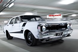 ELITE FORD XY FALCON