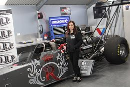 Rachelle Splatt Top Fuel