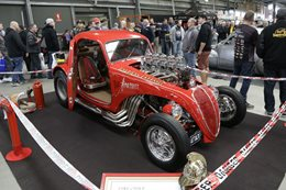 Fiat Hot Rod V12 motorex