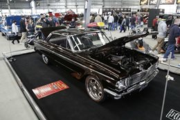 Ford XP Falcon coupe custom