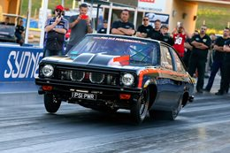 SIX-SECOND HOLDEN TORANA LX HATCHBACK