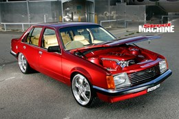 VH Commodore EFI Chubby