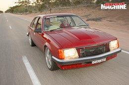 VB Commodore Chubby