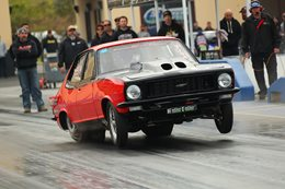 200MPH HOME-BREWED HOLDEN LJ TORANA
