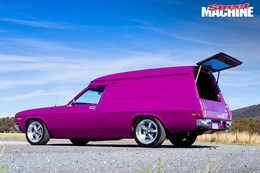 308 HQ HOLDEN PANEL VAN